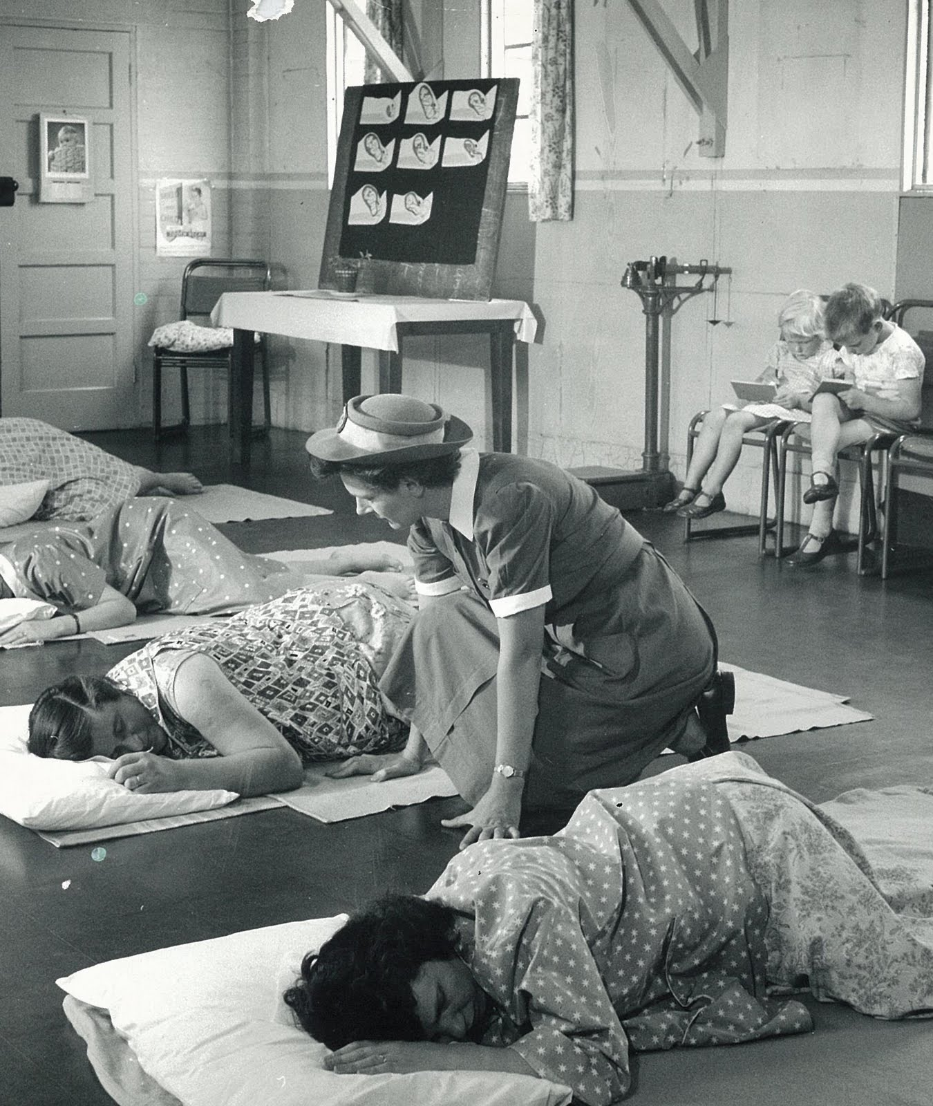 19th Century Midwives