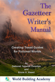 Gazetteer Writer's Manual